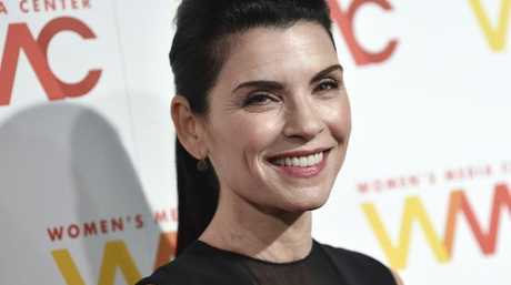 Actress Julianna Margulies alleges Seagal invited her to his hotel room when she was 23. Picture: Evan Agostini/Invision/AP