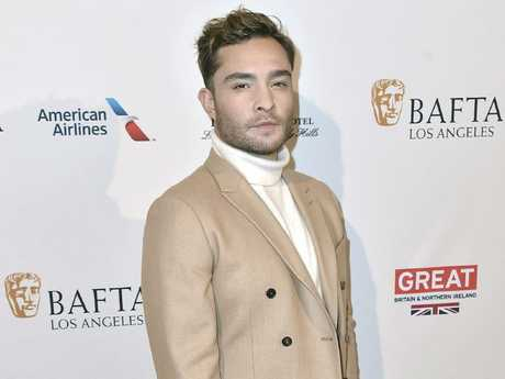 Ed Westwick has not commented on the most recent rape allegation.