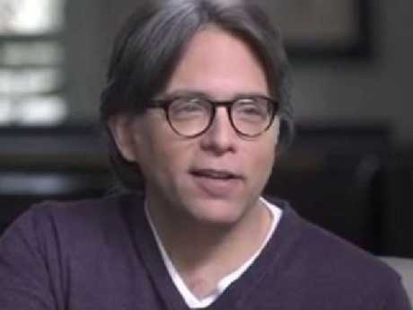 Allison Mack has allegedly been brainwashed by cult leader Keith Raniere. Picture: Supplied.