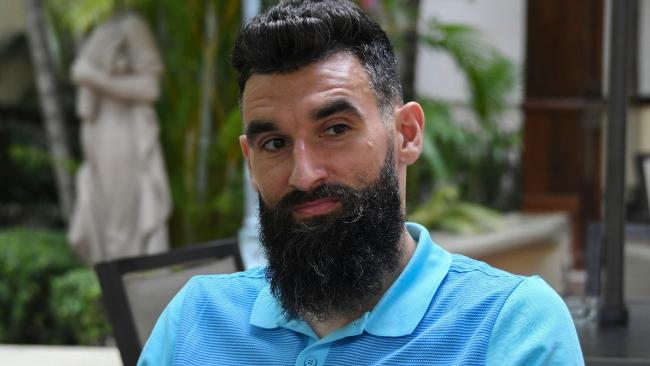 Mile Jedinak will give Australia extra bite in midfield. AFP Photo / Orlando Sierra