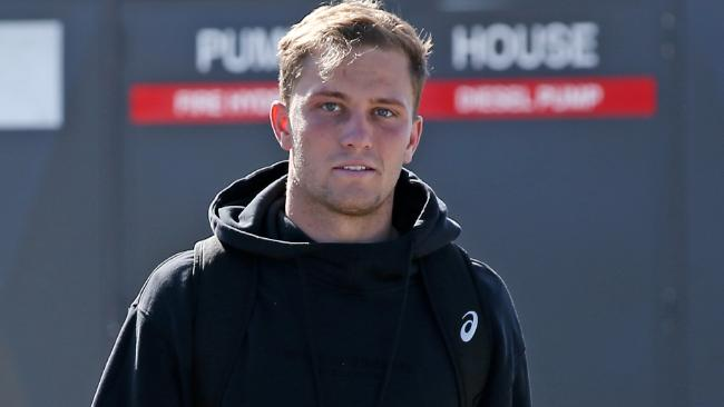 Former Panthers captain Matt Moylan.