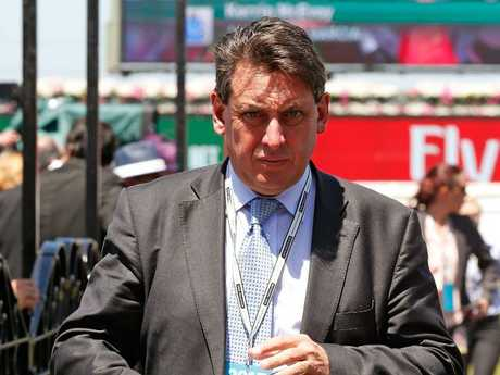 Terry Bailey has at times been a controversial figure. Picture: Paul Rovere/Getty Images