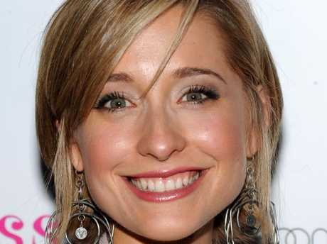 Allison Mack has recruited as many as 25 women into the NXIVM slave cult. Picture: Supplied.