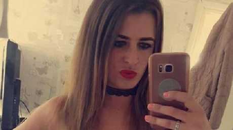 The 27-year-old mum said she was 'mortified' by the contents. Picture: Facebook