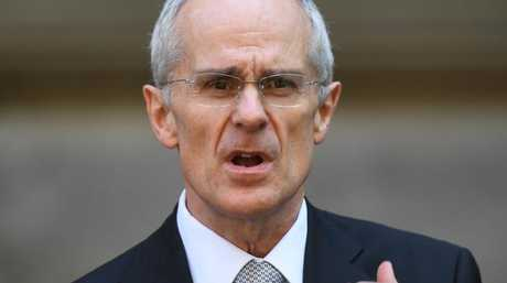 Australian Competition and Consumer Commission chairman Rod Sims is cracking down on the telco giants. Picture: AAP