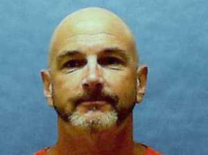 Inmate's brutal death row send-off