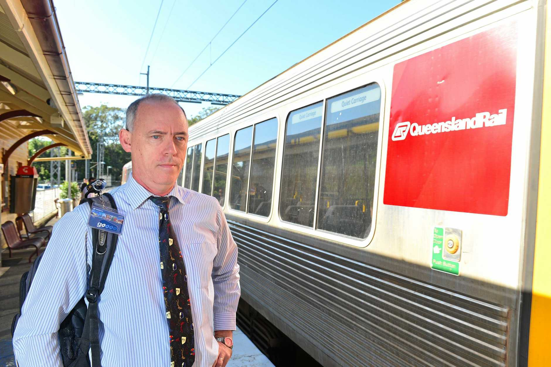 SC RAIL Back on Track spokesman Jeff Addison is hopeful of  some success looking with rail duplication, with both LNP and One Nation committing to funding the project, after nearly 10 years of fighting by Jeff and others for duplication.