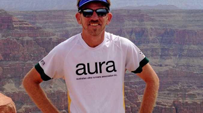 RUN FORREST RUN: Local marathon runner Gavin Bendall will be hitting the road for Movember.