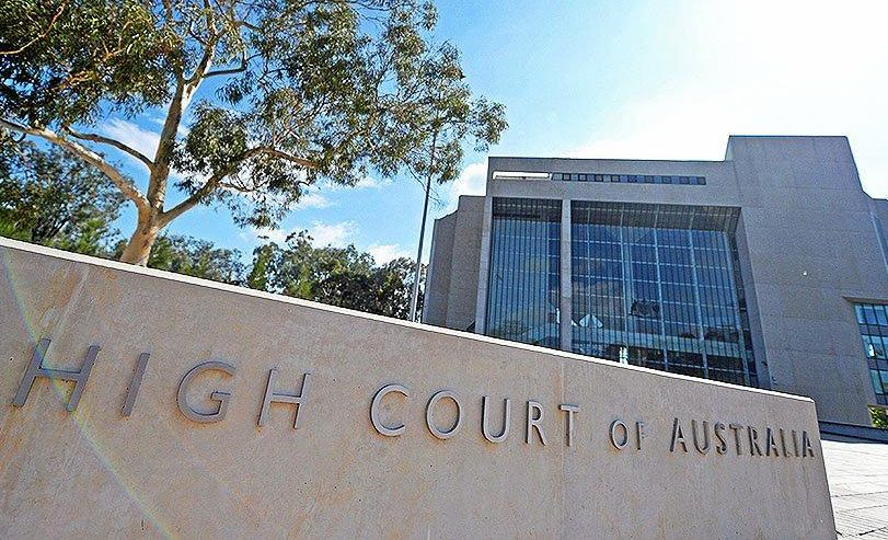 The High Court of Australia.