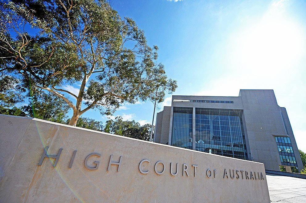 The High Court of Australia.