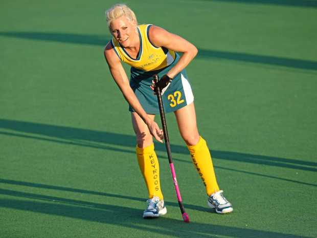 Former Toowoomba schoolgirl Nikki Hudson went on to become the most capped Hockeyroo in history with 303 appearances for Australia.
