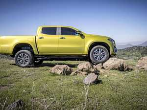 Pricing revealed for 2018 Mercedes-Benz X-Class ute