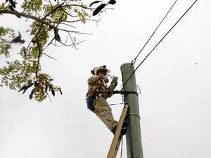 Still without power? Ergon says it won't be long