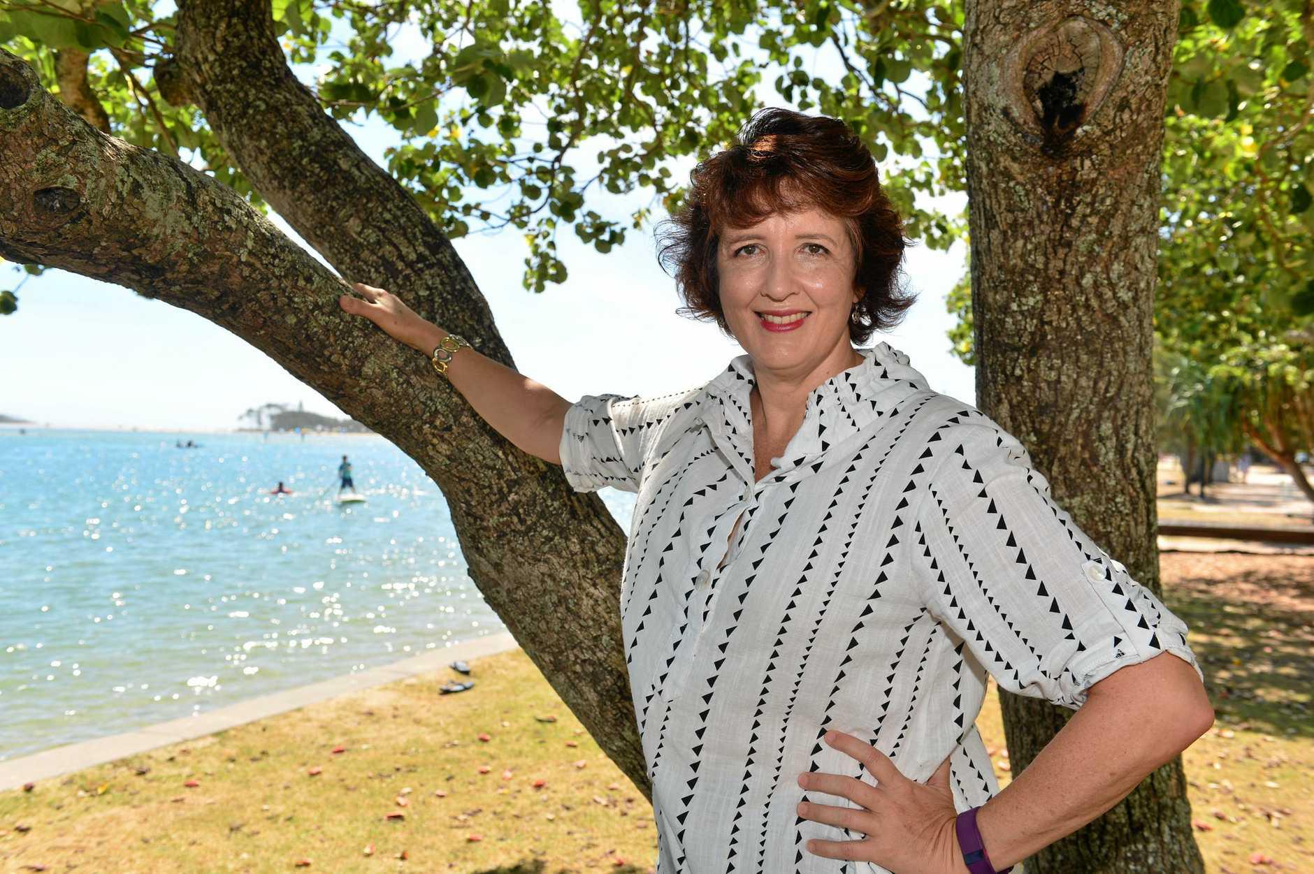 Maroochydore MP Fiona Simpson.