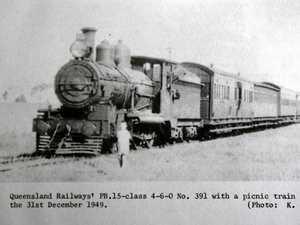 Hidden train tracks reveal forgotten history