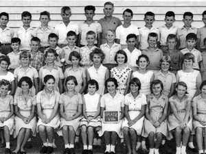 West Mackay Grade 8 class of '63 reunited