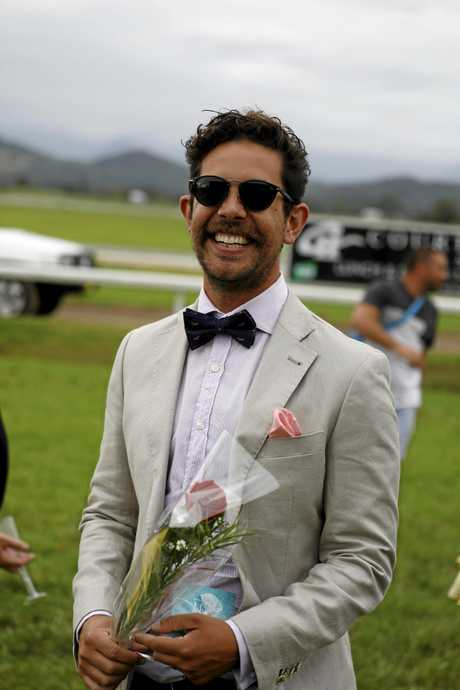 STLYE: Harley Tesoriero named best dressed man. .