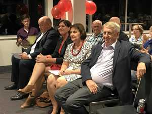 ALP candidates treated like rock stars by Labor faithful