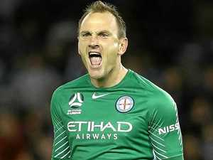 Improvement needed, says City keeper