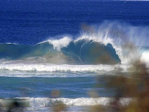 A mix of swells is expected across the coast this weekend.