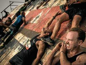 This obstacle course isn't for the faint-hearted