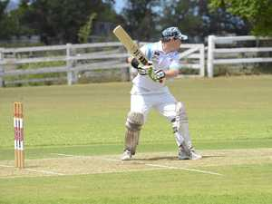 Cotten fights at crease for Coutts