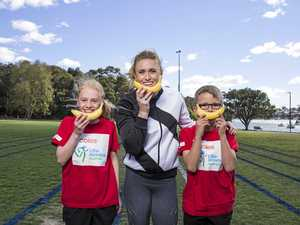 Coles on board to make athletics a-peel-ing