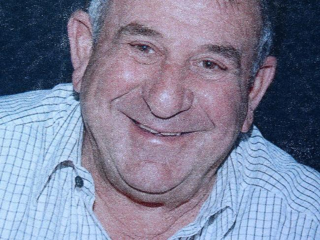 Badgerys Creek pig farmer and trucker Keith Cini was brutally beaten to death with a pick handle in his home.