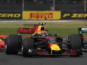 Ricciardo facing Brazil penalty