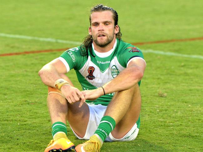 Liam Kay after Ireland's tough loss to PNG.