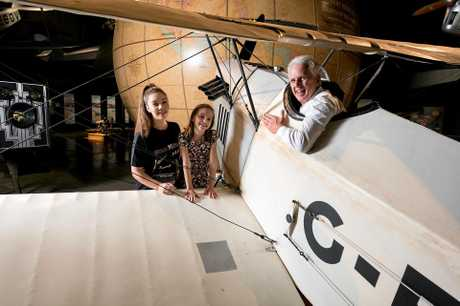 Hinkler Hall of Aviation has been awarded a bronze award for Cultural Tourism in the Queensland Tourism Awards.