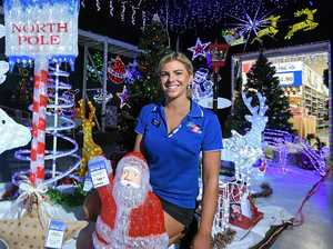 Opinion: Perhaps early Christmas lights aren't so bad
