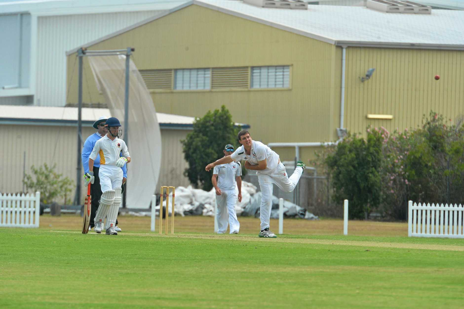 Star spinner Tom McFarlane will be a key for Walkerston against Norths in their Mackay Cricket Association first grade clash this weekend.
