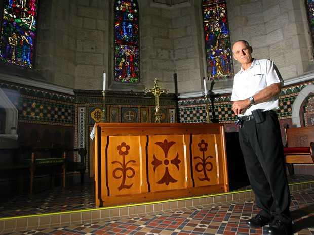 Anglican Dean of Rockhampton Reverend Lindsay Howie is backing Independent Margaret Strelow.