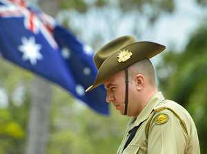PHOTOS: Gladstone comes together, remembers at ANZAC Park
