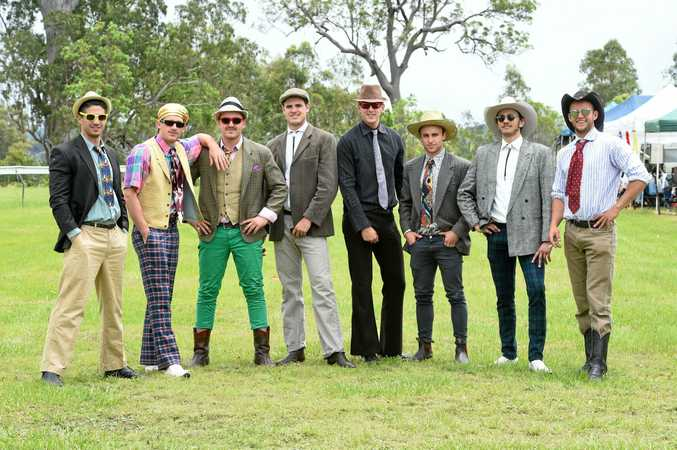 Yulgilba Station make their annual trip to the Annual Tabulam Race Day