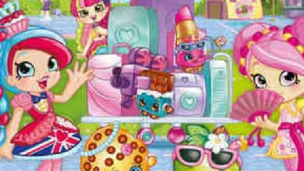 Oh dear, Shopkins. What has become of you.