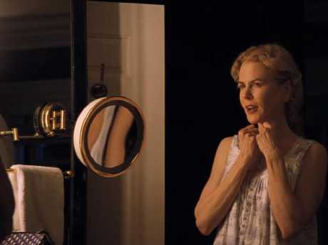 Nicole Kidman in a scene from The Killing of a Sacred Deer. Source YouTube