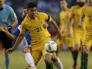 'Disrespectful' sledges spark war in Socceroos match