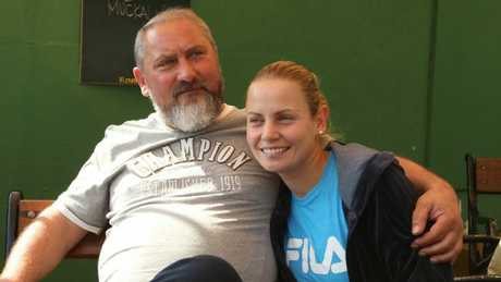 Tennis player Jelena Dokic tried everything to please her father but it was never enough.