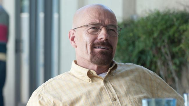 'Breaking Bad' star Bryan Cranston says Kevin Spacey's career is 'over'. Picture: Supplied.