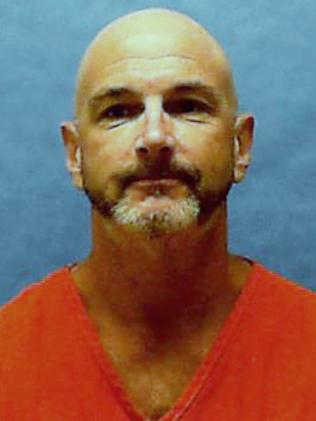 Patrick Hannon was executed on Wednesday, November 8, 2017, for killing two people in 1991. Picture: Florida Department of Law Enforcement via AP.