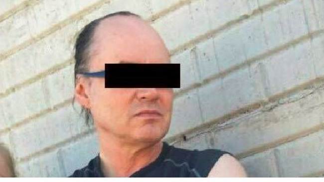 Fugitive polygamist leader Orson Black in a photograph put out by Mexican authorities. Picture: Chihuahua State Attorney-General's Office