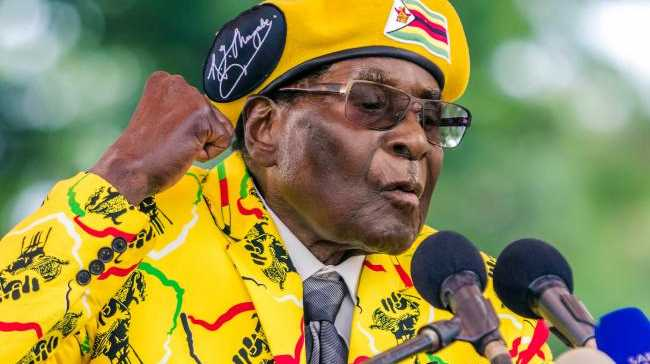 President Robert Mugabe remains under house arrest in Zimbabwe.