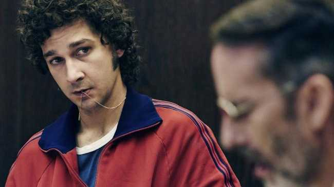 Loose cannon Shia LaBeouf makes for a perfect Superbrat in Borg vs McEnroe