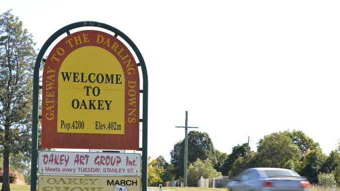 Deputy LNP leader Deb Frecklington says, in government, LNP would put $1m into promoting Oakey.