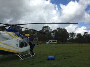 LifeFlight crew and Bundaberg VMR training