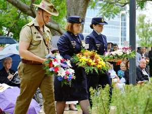 PHOTOS: Ipswich Remembrance Day ceremony draws crowd