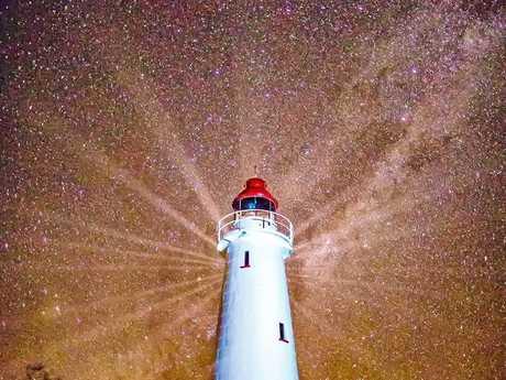 Lady Elliot Island - Heritage listed lighthouse