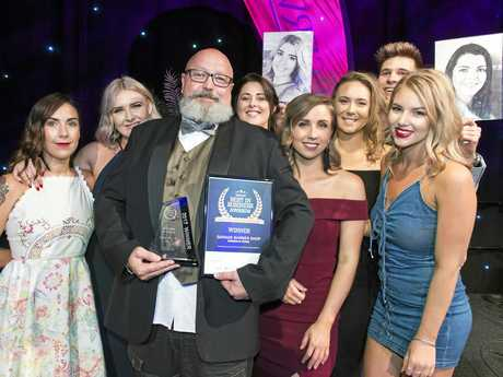 Photos from the Gladstone Observer's Best In Business Awards, 2017, held at the Gladstone Entertainment Convention Centre, on 11 November 2017. Gallery pics only.